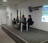 Se realizó una jornada sobre Turismo Sostenible en la Universidad Provincial de Ezeiza. Foto: BAnoticias