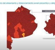 121 municipios en fase 2