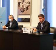 Obras para inundaciones: Desde la oposición contestaron a Fernández por las críticas a Vidal
