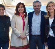 Cierre de campaña Frente de Todos tendrá a la Provincia de Buenos Aires como protagonista