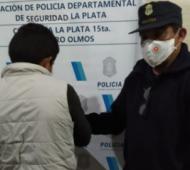 Roger Misael Cara Tarraga quedó detenido e imputado por femicidio.