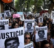 A las 18.00 se realiza una gran manifestación en el Congreso.