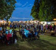 El primer festival del Choripan en la costa de Vicente López fue todo un éxito. Fotos: Buenos Aires Market