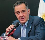 El ministro de Educación, Alejandro Finocchiaro.
