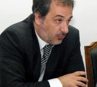 Eduardo Vaiani presentó la renunciay ahora la gobernadora deberá decidir si la acepta o rechaza.