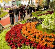 . Escobar presenta la55º edición de la Fiesta Nacional de la Flor con la elección de la Reina