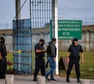 Hay 100 penitenciarios sumariados