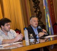 Las Flores: Intendente Gelené renunció a cobrar el sueldo