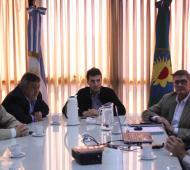 La Porta lanzó el Plan Director en Materia Energética.