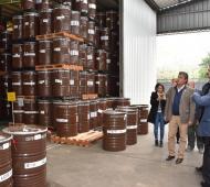 Nueve industrias apícolas de la Provincia podrán exportar miel a China