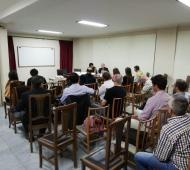 La presentación se desarrolló en la ciudad de Tandil.