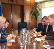 Lissalde, Presidente de Trenes Argentinos Infraestructura, se reunió con representantes de la Embajada Rusa en Argentina por el tren a Vaca Muerta.