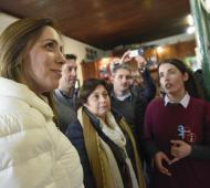 Vidal u Ocaña visitaron Necochea.