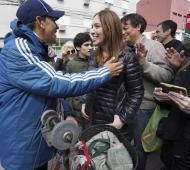 Vidal en Junín: Descartó una emergencia alimentaria: