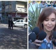 Macri y Cristina relanzaron la campaña electoral.