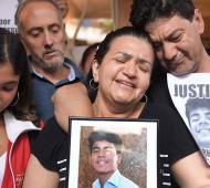 Los padres de Fernando, desconsolados