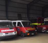Detectan irregularidades en los bomberos de Berazategui.