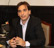 Asaltaron al exsenador provincial Sebastián Galmarini