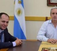 Casalins llegó a presidencia del Concejo Deliberante por el poyo del FpV.Foto: El fuerte diario