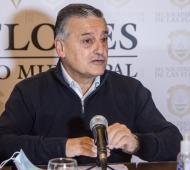 Las Flores: El intendente Alberto Gelené se contagió coronavirus por segunda vez