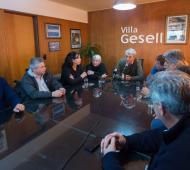 Villa Gesell: Barrera metió cambios en su gabinete (Foto: Municipalidad)