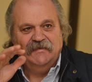 El Ministro de Seguridad, Alejandro Granados.