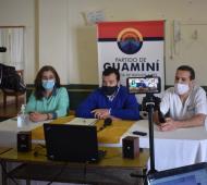 Con los dos primeros casos, Guaminí sigue en fase 5 pero implementan restricciones