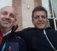 Guerrera gobiernó 16 años Pinto y se pasó al Frente Renovador, de Sergio Massa, en 2016.
