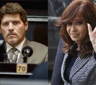 Guillermo Castello disparó contra Cristina Kirchner.