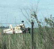 Se mató el expiloto de automovilismo Néstor Heguy en accidente aéreo en Patagones