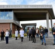 Centro Regional de Hemoterapia en Ciudadela