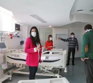 Mar del Plata: Sector del Hospital Houssay será exclusivo para pacientes de Coronavirus