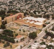 El hospital Penna incorporó 3 camas más pero ya fueron ocupadas.