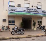 """Hospital """"Dr. Posadas"""" de Saladillo"""