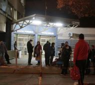 Los heridos están internados en el Hospital Schestakow.