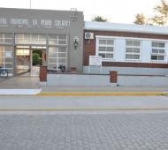 La víctima fue atendida en el Hospital Municipal de Ayacucho.