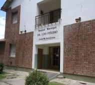 El joven estaba internado en el Hospital Municipal de Baradero. Foto: Tiempo Noticias