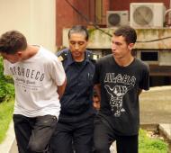 El padre de la joven cuestionó duramente la decisión tomada por el juez de Garantías. Foto: Prensa