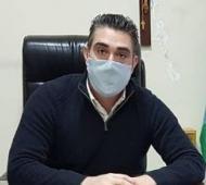 Javier Iguacel con coronavirus