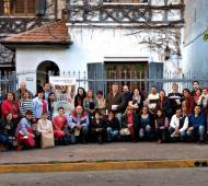 Provincia Microempresas realizó reunión de trabajo en Pergamino para acercarse a sus clientes