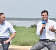 Urtubey apoyó al candidato del peronismo en Corrientes