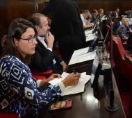 Cecilia Comerio pidió una reunión con la empresa.
