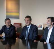 Urtubey irá a una interna en las PASO con Massa y Pichetto. Foto: Prensa