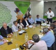 La Comisión de Emergencia y Desastre agropecuario declaró la emergencia por sequía para 27 municipios