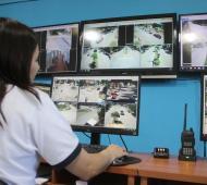 Inauguran centro de monitoreo en Lobería (Fotos: Prensa municipalidad)