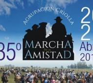 Punta Indio: Tradicional 35° Marcha de la amistad este sábado 20 y domingo 21