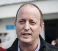 Martín Insaurralde se refirió al conflicto con la policía bonaerense