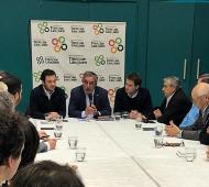 Intendentes del oeste bonaerense firmaron Convenio de Recolección de Residuos Patogénicos