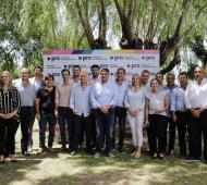 Intendentes de Cambiemos se reunieron en un foro en Vicente López e insisten con eliminar las PASO