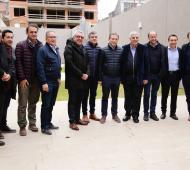 Intendentes del conurbano defendieron AySA y sus trabajadores y aseguran la continuidad de las obras